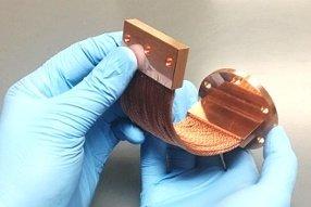CS-68B Copper Thermal Strap