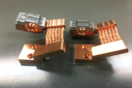 NASA Heat Pipe Interface Thermal Straps