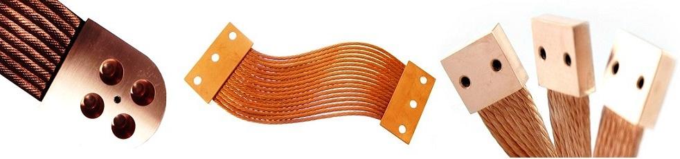 Thermal Straps Copper