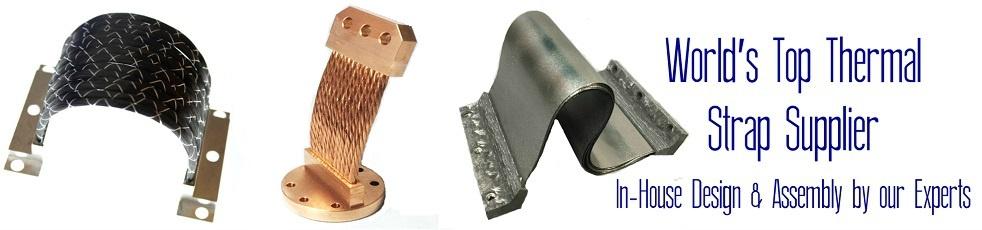 Copper | Graphite | Graphene Thermal Straps