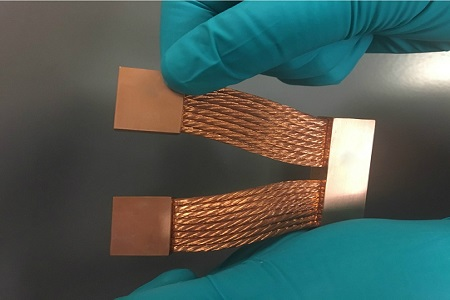 Thermal Straps - Optical Bench Thermal Strap Copper