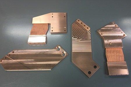NASA Thermal Straps - Parker Solar Probe