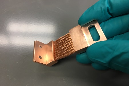 NASA Custom Copper Thermal Link