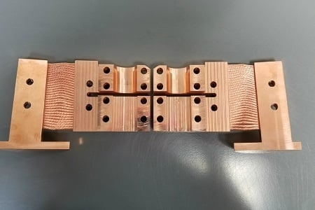 Cryocooler Thermal Straps - Clamp Interface