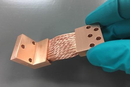 Thermal Straps - Cryo cooler