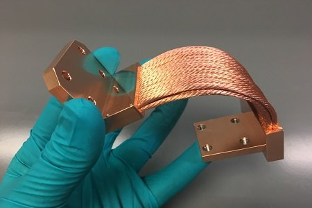 Flexible Thermal Links - Copper Heat Straps