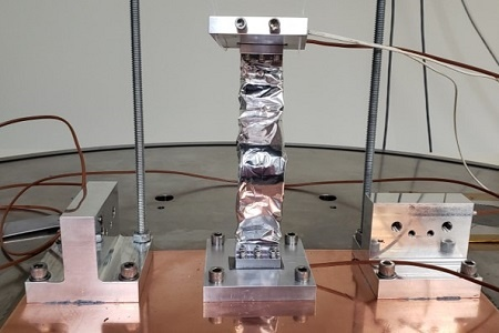 Thermal Straps - X-Series PGL - NASA Thermal Test__October 2018